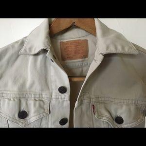 Vintage 60's✨🌟 LEVI's khaki jacket